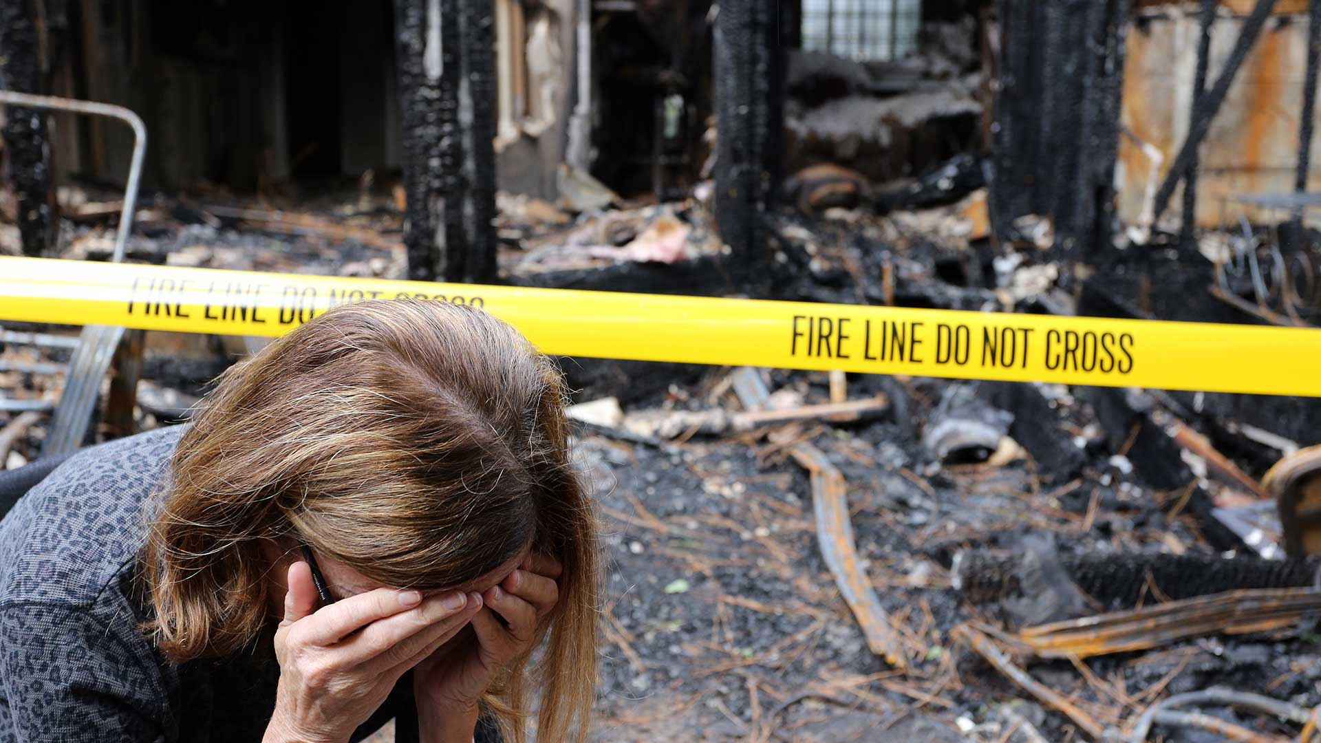 Tips on Cleaning up After a House Fire