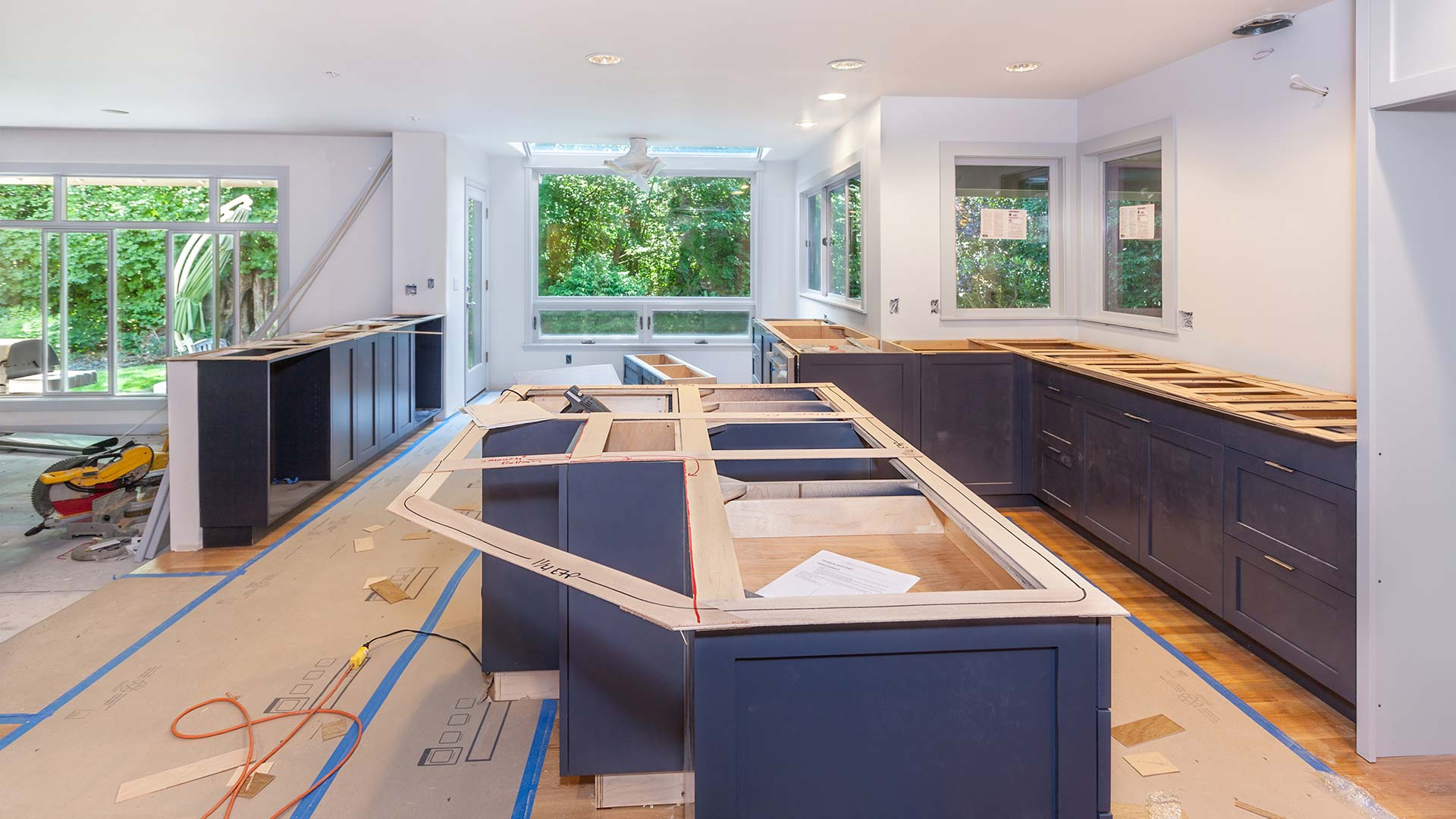 How a DIY Kitchen Remodel Can Go Horribly Wrong