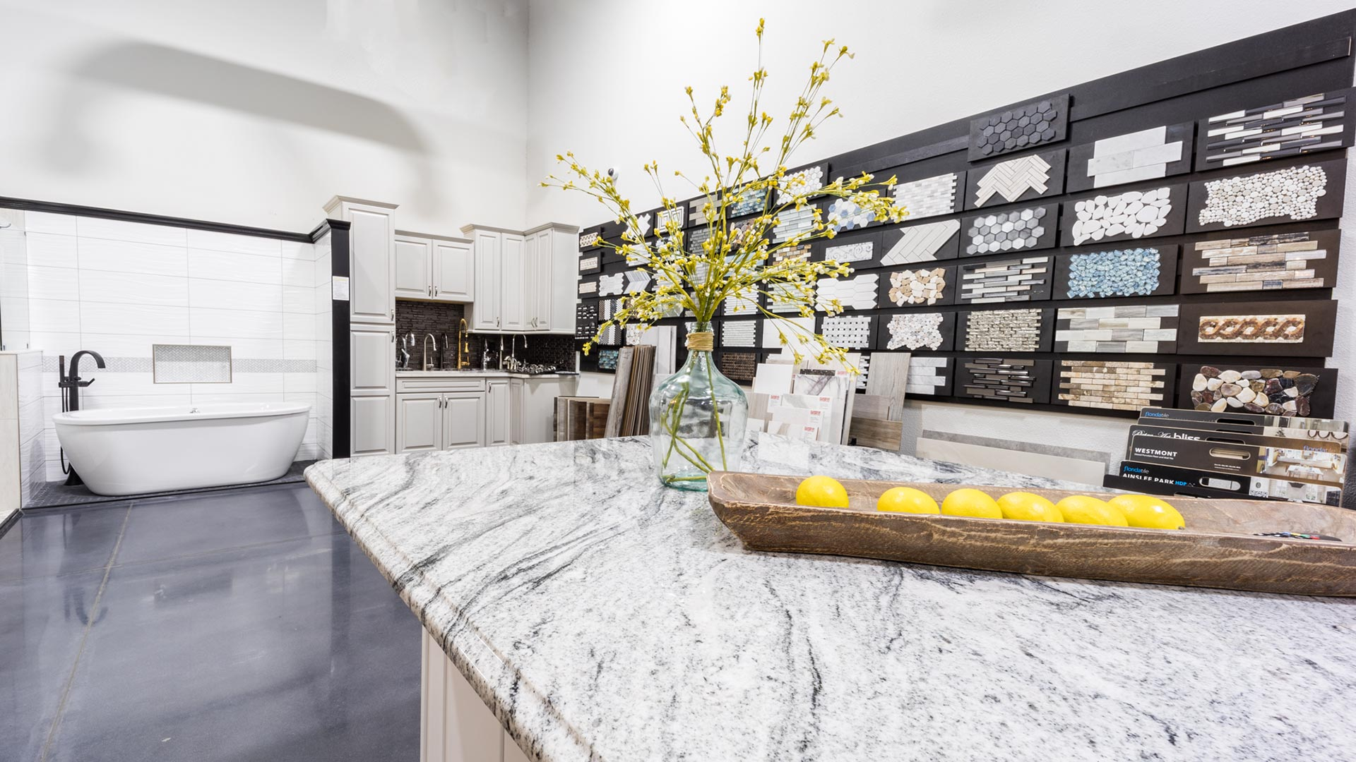 Home Improvement Stores Can't Match These Remodeling Showroom Perks
