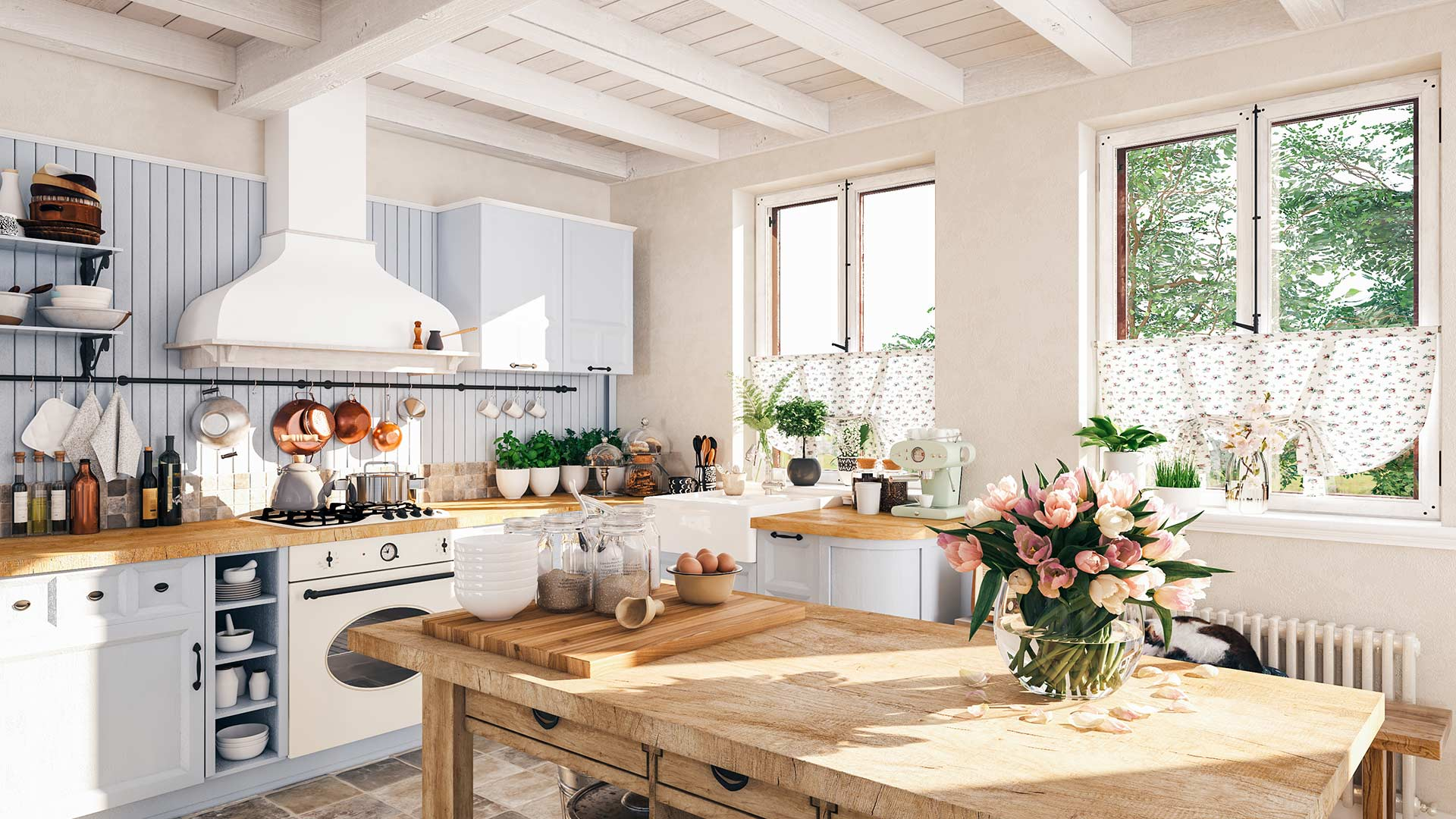 3 Outdated Kitchen Trends Making a Comeback