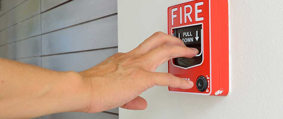 Fire safety plans for businesses in Plant City, FL should include the location of the fire alarms.