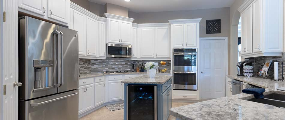Kitchen Cabinet Installation In Plant, How Much Does It Cost To Rebuild Kitchen Cabinets