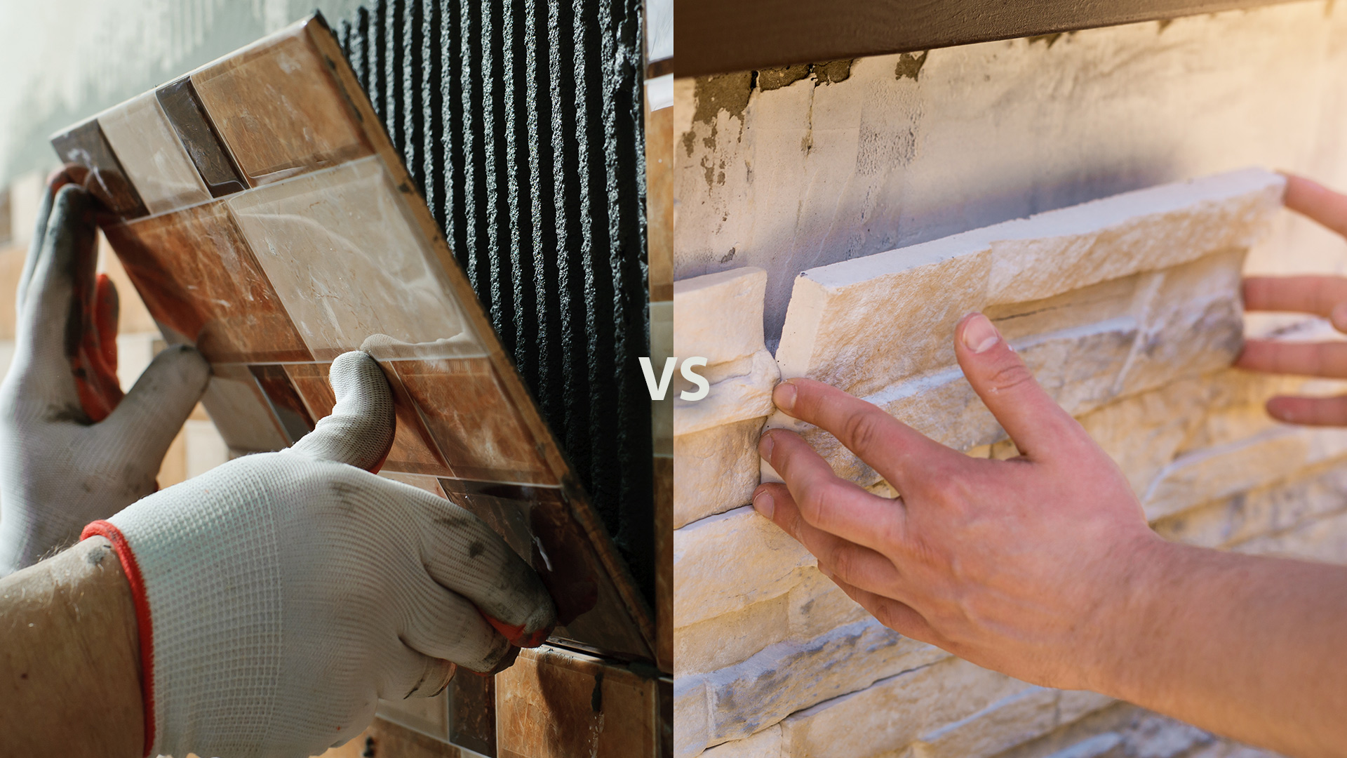 Ceramic Tile vs. Stone Tile